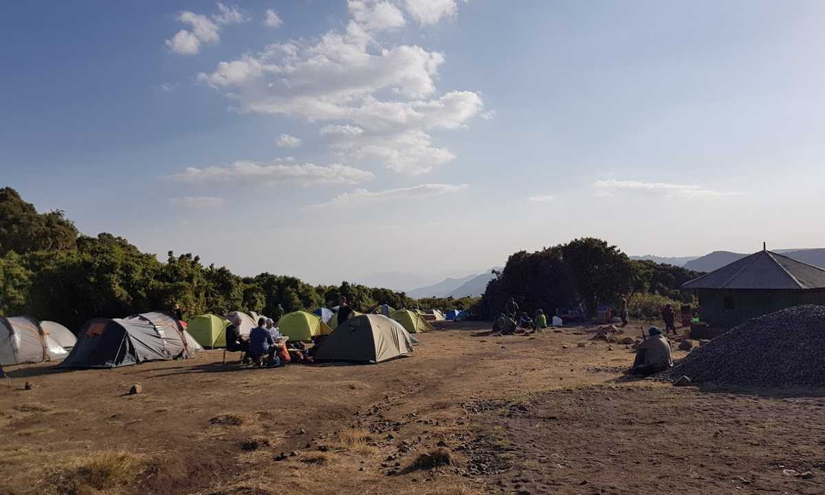 Camping in the Simien Mountains | Brilliant Ethiopia
