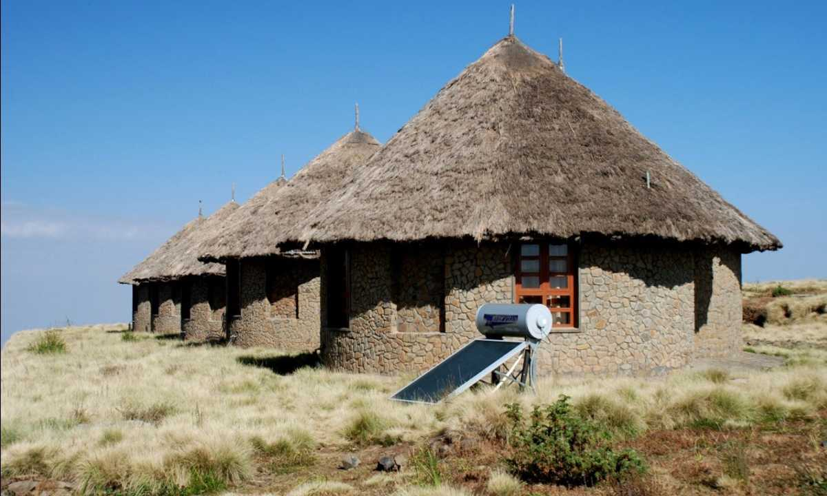 Simien-Lodge