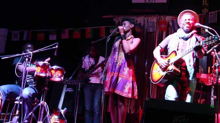 African-jazz-village