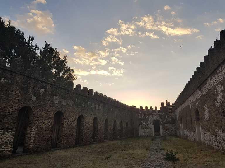Fasilides-Castle-Gondar