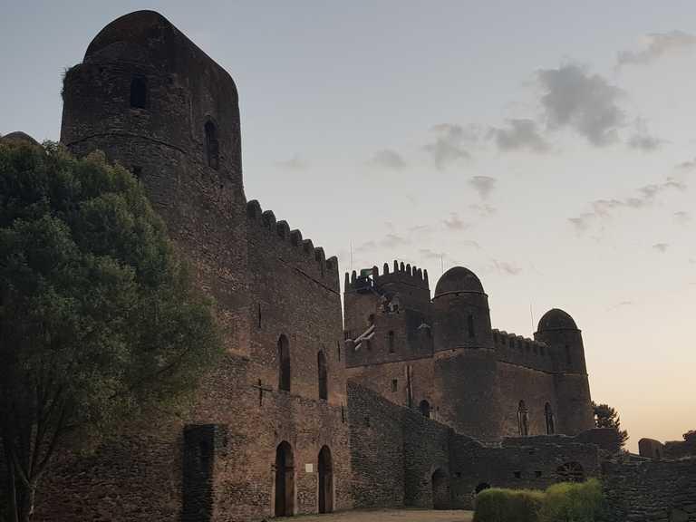 Iyasu-Palace-Gondar