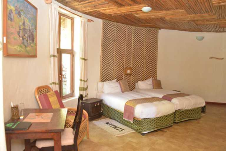 Simien-Lodge-Room